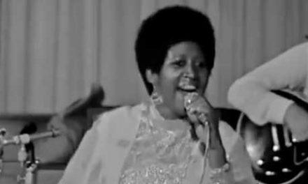 Aretha Franklin Respect ¿machista?
