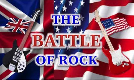 La Batalla del Rock USA vs UK