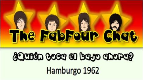 Los Beatles en Hamburgo y sin bajista