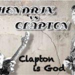 Hendrix vs Clapton La Historia del Encuentro
