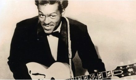 Chuck Berry Documental y Biopic