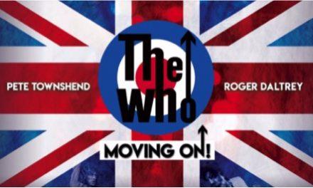 The Who grabando su nuevo álbum