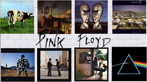 Portadas de Pink Floyd – Quiz