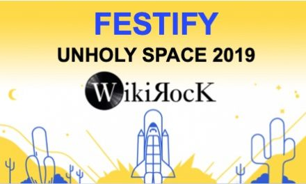 Festify – Wikirock Unholy Space 2019