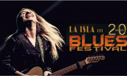 Cartel de La Isla Blues Festival 2019