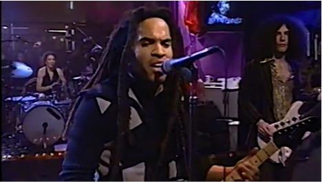 Lenny Kravitz – Stop Draggin' Around