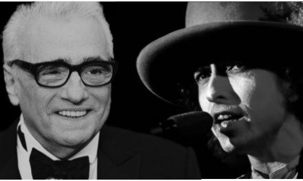 Bob Dylan y Martin Scorsese en Netflix
