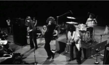 Led Zeppelin prepara nuevo documental por sus 50 años