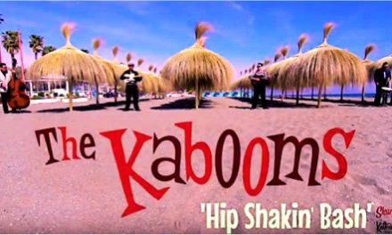 The Kabooms – Right Track, Wrong Way
