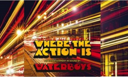 The Waterboys nuevo disco 'Where The Action Is'
