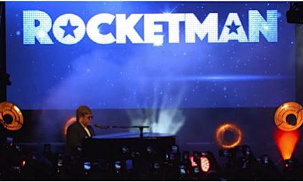 Elton John ¿El último concierto de Rocketman?