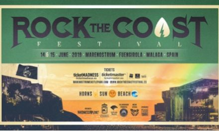 Rock the Coast Festival 2019 – Guía Completa