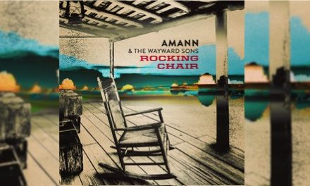 Amann & The Wayward Sons presentan 'Rocking Chair'