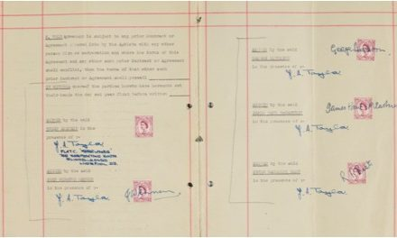 Vendido el contrato entre The Beatles y Brian Epstein