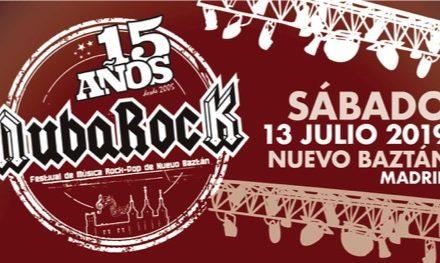 Nubarock 2019 – El Rock toma Nuevo Baztán