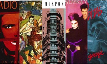 12 Canciones de los 80 en español olvidadas