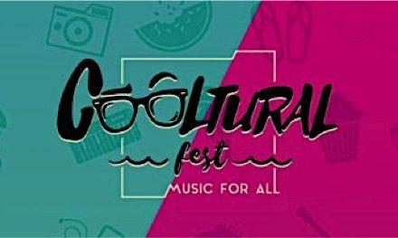 Cooltural Fest 2019: Cartel, Mapa y Horarios