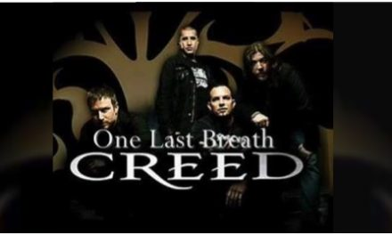 Creed y su tremenda 'One Last Breath'