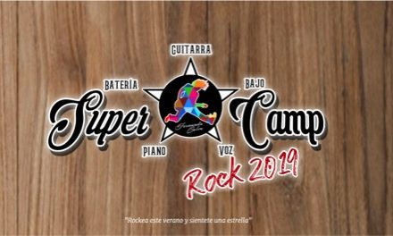 Super Camp Rock 2019: Campamento Musical