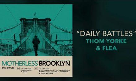 Thom Yorke pone música a Edward Norton