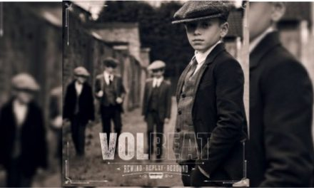 Volbeat: Nuevo disco Rewind, Rebound, Replay