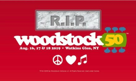 Woodstock 50 oficialmente cancelado