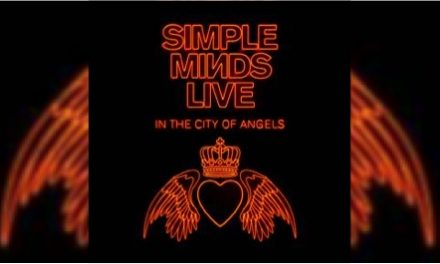 Simple Minds lanzan In The City of Angels