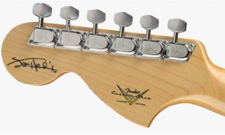 Fender lanza la Stratocaster Jimi Hendrix