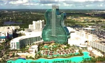 Hard Rock Guitar Hotel abre sus puertas