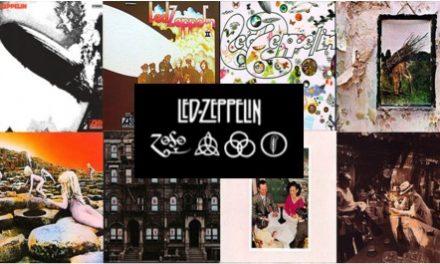 Led Zeppelin Discografía del Mejor al Peor