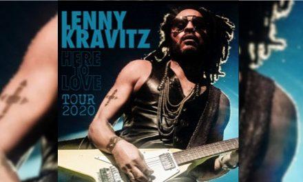Lenny Kravitz: Único concierto en España en 2020