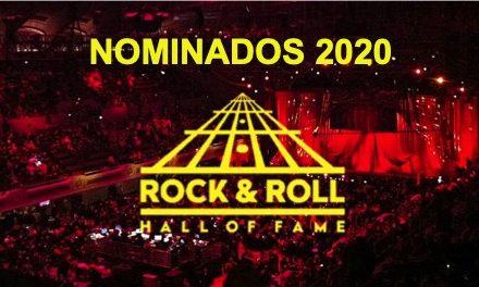 Nominados al Salón de la Fama del Rock 2020