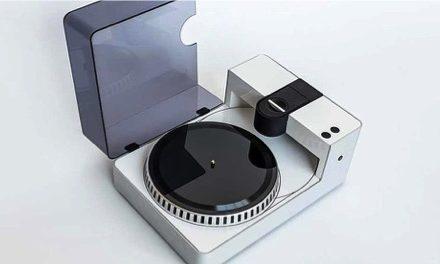Phonocut: Crea tus propios discos de vinilo en casa