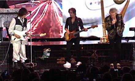 Rod Stewart y Jeff Beck juntos de nuevo