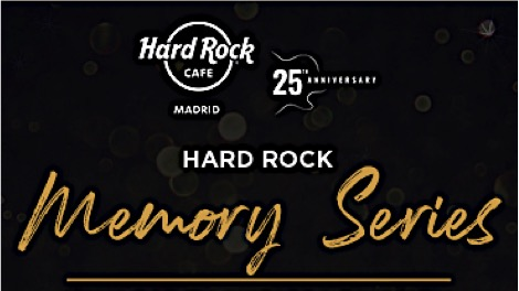 Hard Rock Café Subasta 25 Guitarras Wikirock