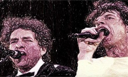 Bob Dylan y su cabreo con los Rolling Stones