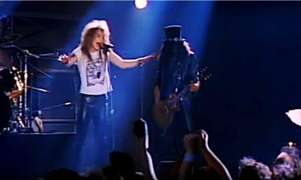 Guns N'Roses: Sevilla único concierto enEspaña