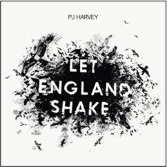 10 Mejores Discos de la Década PJHarvey LetEnglandShake