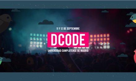 DCODE 2020: Fechas y Cartel