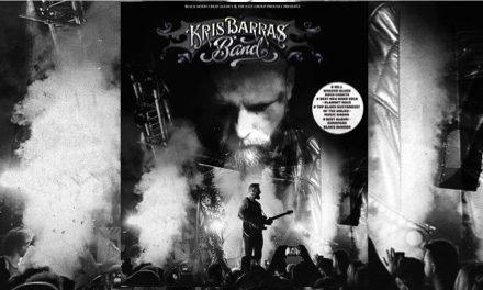 Kris Barras Band visita España en 2020