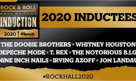 Salón de la Fama del Rock & Roll: Elegidos 2020