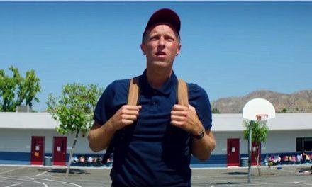 Coldplay presenta el video 'Champion Of The World'