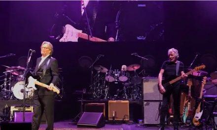 Eric Clapton homenajea a Ginger Baker
