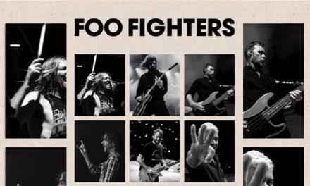 Foo Fighters: Concierto en Valencia