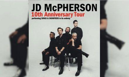 JD McPherson visita España en mayo