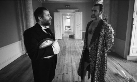 Liam Gallagher y Eric Cantona: Once