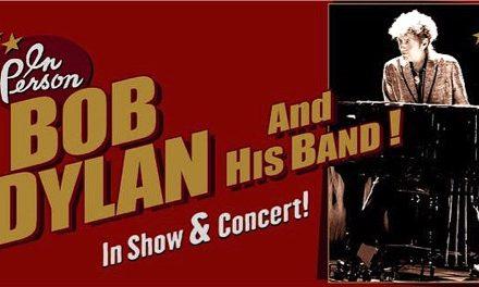 Bob Dylan gira por pequeños locales en USA
