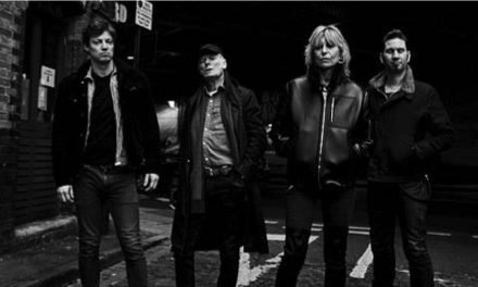 The Pretenders nuevo single The Buzz
