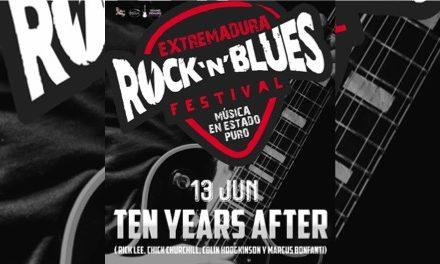 Ten Years After en el Rock n'Blues Festival 2020