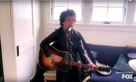 Green Day: Billie Joe Armstrong en casa